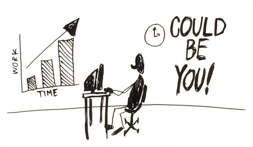 Schreibst du noch Mails oder bereicherst du schon die Welt?