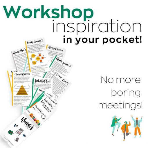 Wondercards EN Facilitating groups with ease: Games-methods-tools