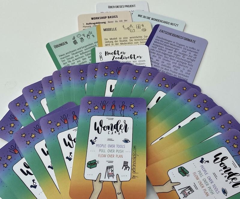 wondercards corona edition 2