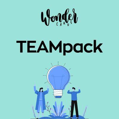 wondercards team pack
