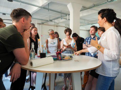 nadja petranovskaja barcamp