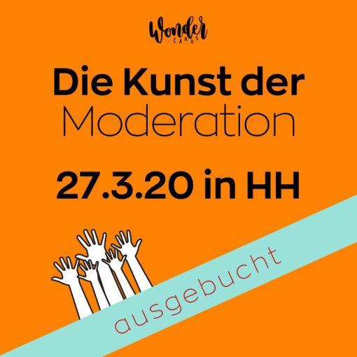 Petranovskaja Wondercards Kurs Moderation