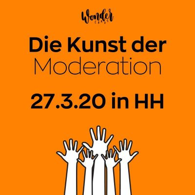 Moderation Workshops gestalten