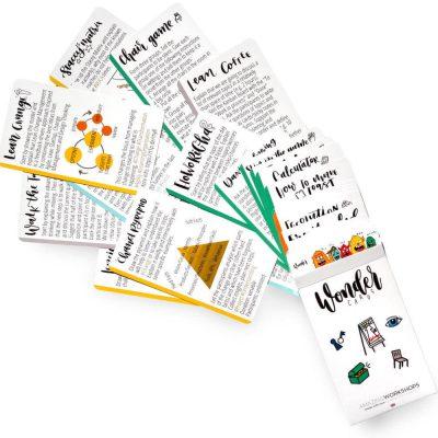 wondercards corona survival kit
