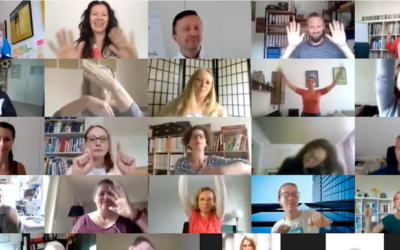Four amazing exercises to use in your (online) facilitation