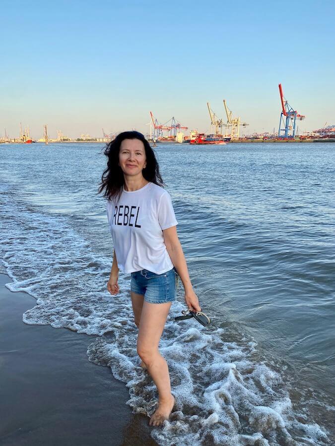 petranovskaja strandleben rebel