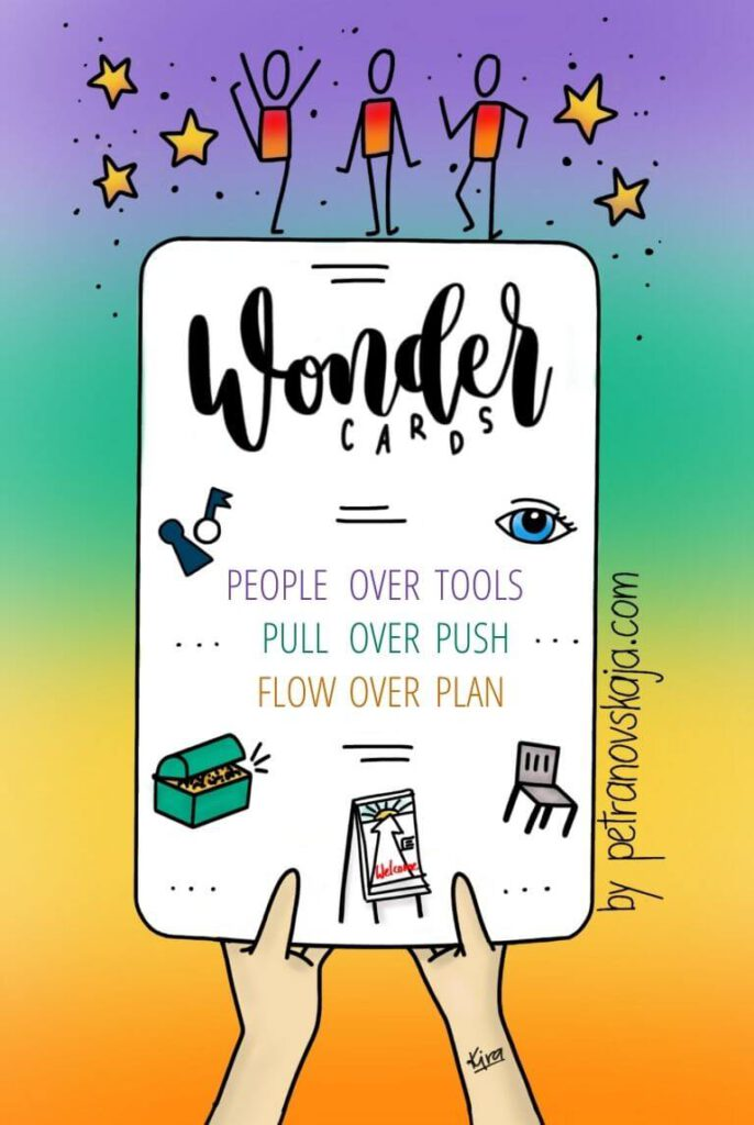 Wondercards Manifesto