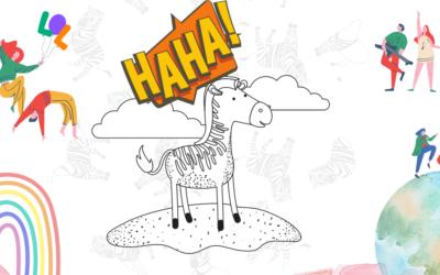Das Leben ist ein Zebra, oder: Eine banale Antwort auf die Frage, wie du gesünder lebst