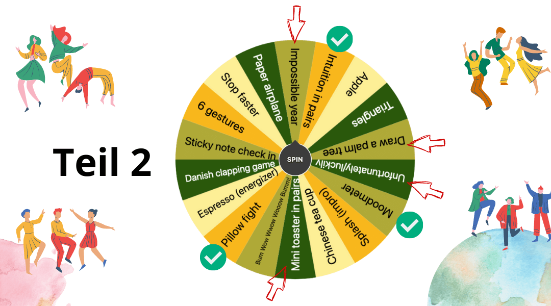 15 Facilitation Ideen ohne Technik-Schnick-Schnack (Teil 2 -Zuhören)